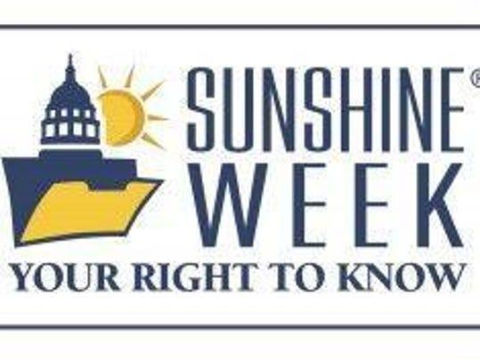 Sunshine Week (2)
