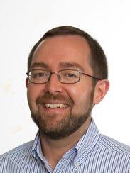 Dan Chibnall, Drake Univesity STEM librarian