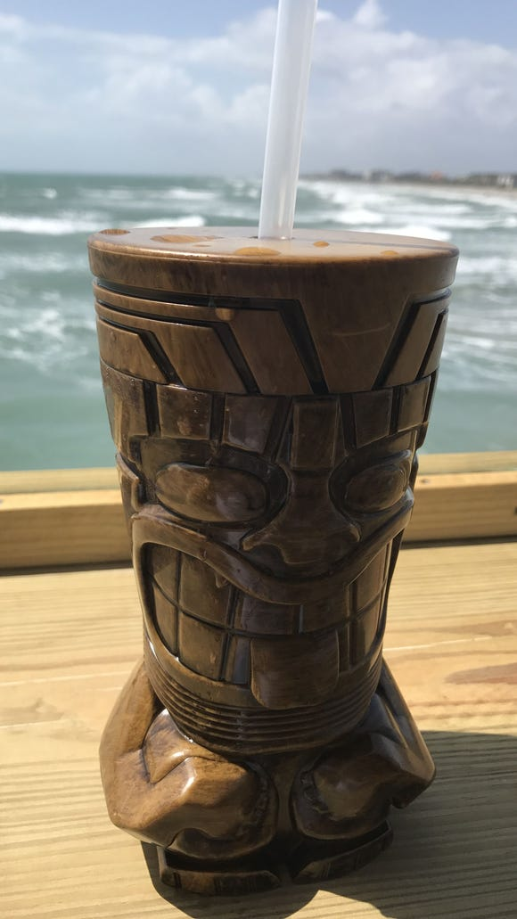 Rikki Tiki Tavern at the Cocoa Beach Pier will serve tropical cocktails with fresh-squeezed juice.