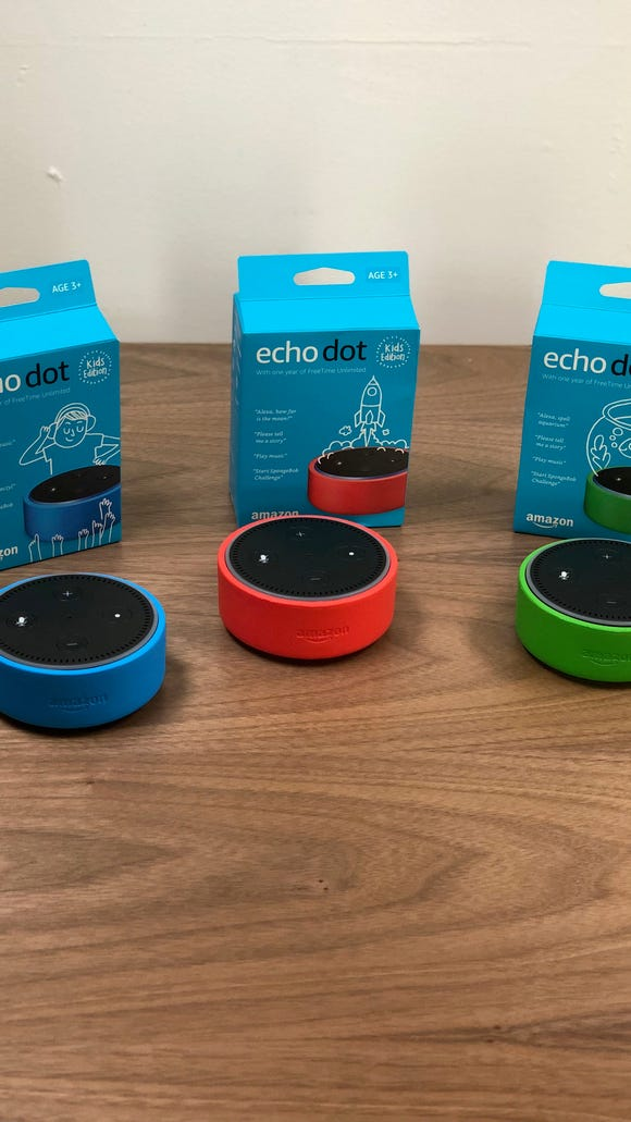 Amazon Echo vs  Dot? Show or Spot? Which smart speaker should you buy?