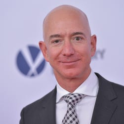 Amazon's Jeff Bezos is helping build a clock that will work in 10,000 years