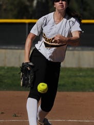 Newbury Park's Tabitha Dyer was named the MVP of the