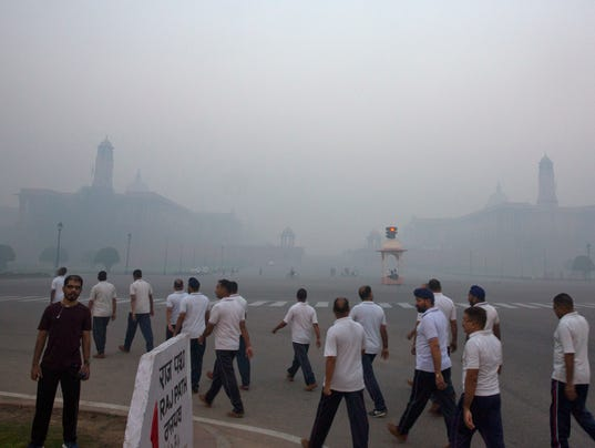 AP INDIA GLOBAL POLLUTION I IND