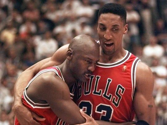 1987: Scottie Pippen to Chicago.