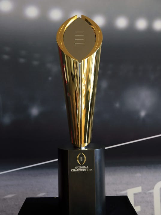 Snyder: Great start for the College Football Playoff