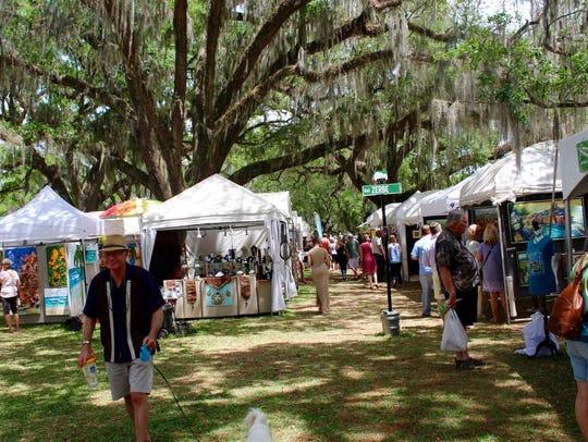 LeMoyne's Chain of Parks Art Festival happens 10 a.m.-5