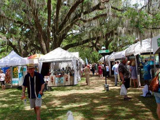 LeMoyne's Chain of Parks Art Festival happens 10 a.m.-5