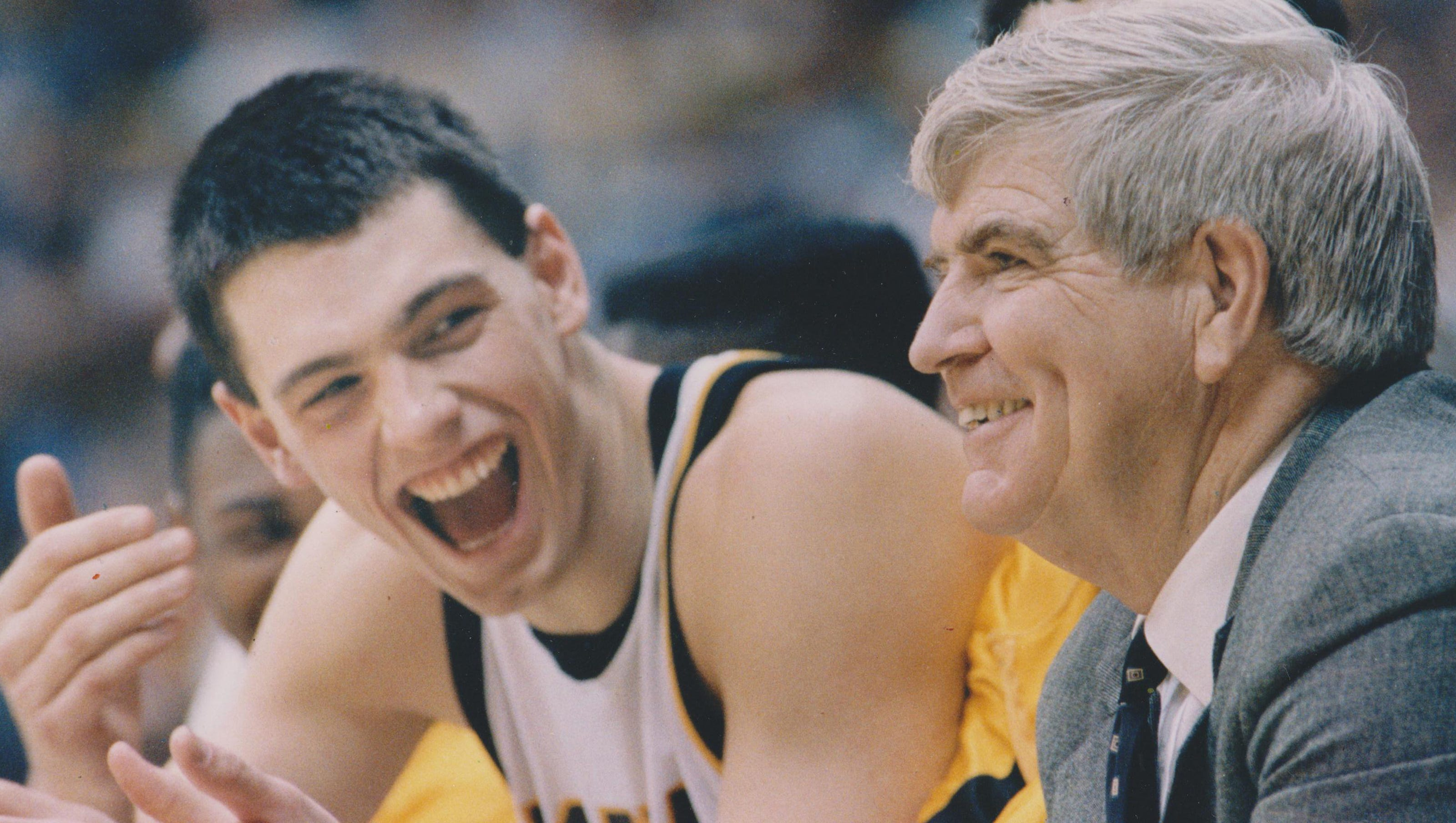 Chris Street: Iowa Hawkeyes basketball star was killed in a crash on Jan. 19, 1993.