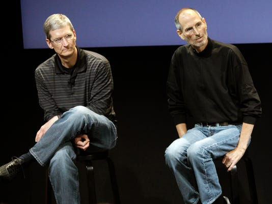 Apple Different Thinking CEO