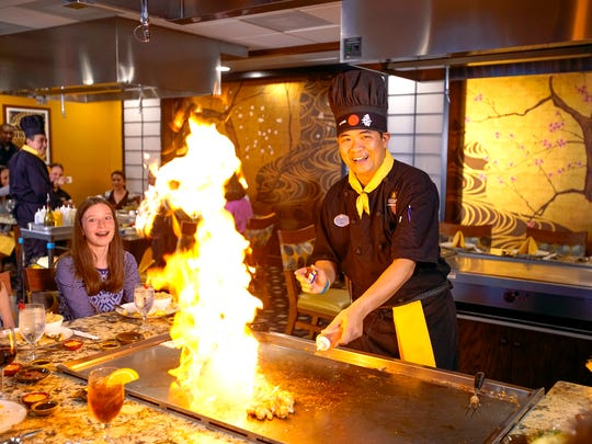 Shima Japanese Steakhouse & Sushi Bar opened Feb. 2 on Sanibel.