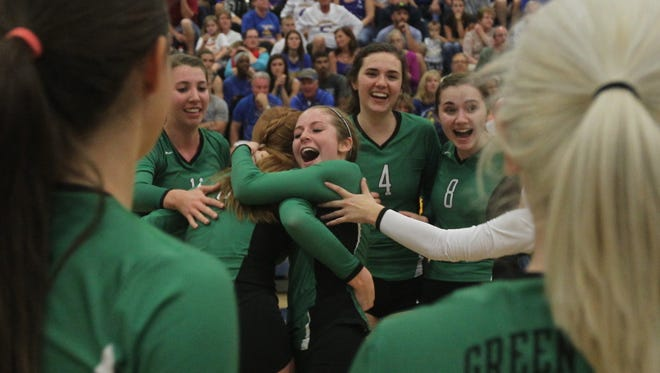 The Fort Myers High and Evangelical Christian volleyball teams will be hosting state semifinal games Saturday.