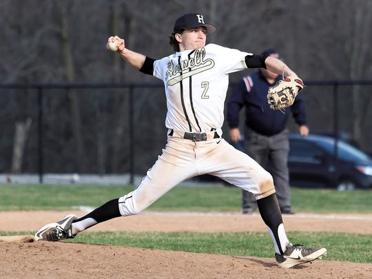 Howell's Johnny Shields pitched out of some jams in