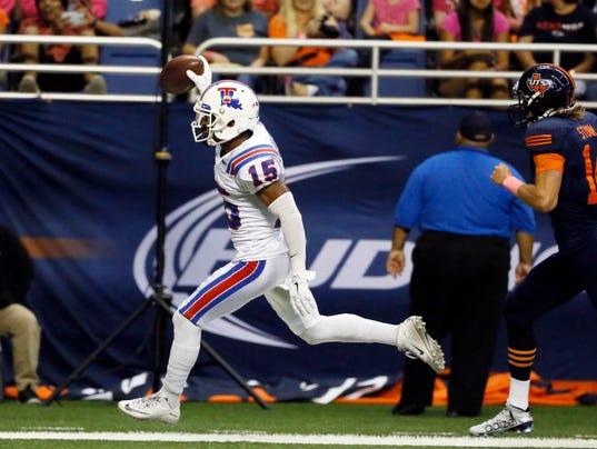 NCAA Football: Louisiana Tech at Texas-San Antonio