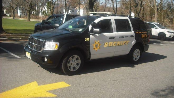 Passaic County Sheriff's Department.