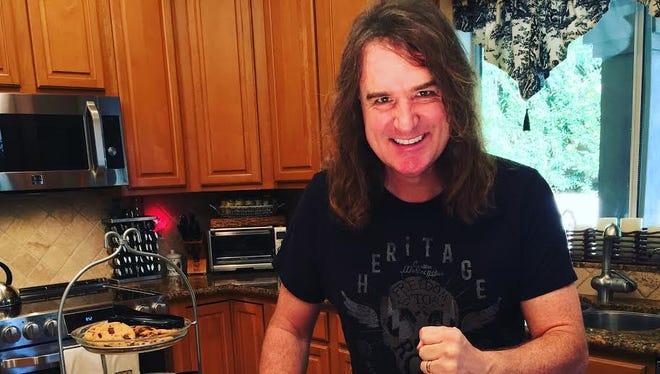 David Ellefson of Megadeth has a coffee brand.