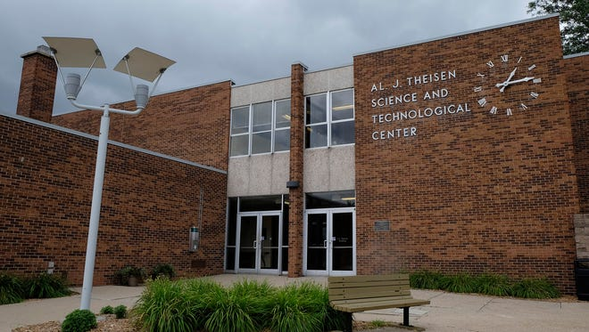 The state approved a $10 million bill to renovate the A.J. Theisen Building on SC4's downtown campus.