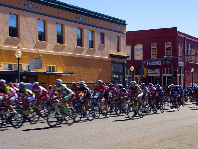 """Tour of the Gila"""