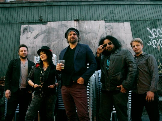 Rusted Root will perform Aug. 26 in Rushville.