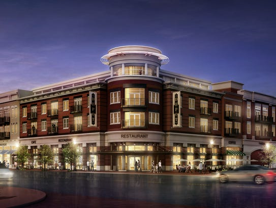 5 developments reshaping downtown fishers. Black Bedroom Furniture Sets. Home Design Ideas