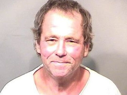 Herbert Sapp, 57, of Cocoa, charges: Battery by strangulation