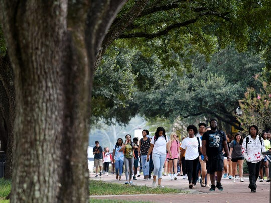 The University of Southern Mississippi has grown - mostly with an increase of freshmen.