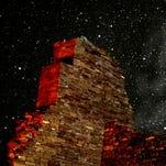 Night skies around Arizona