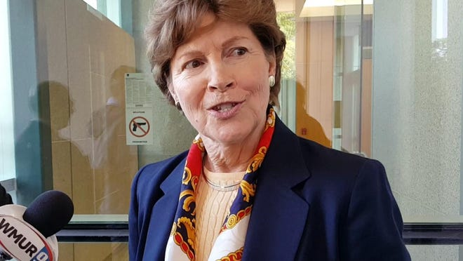 U.S. Sen. Jeanne Shaheen, D-N.H.