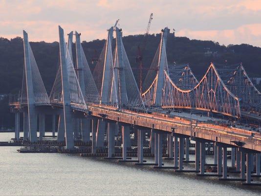 Early Mario Cuomo Bridge