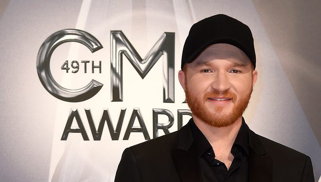 Eric Paslay, nominee in Best Country Duo/Group Performance