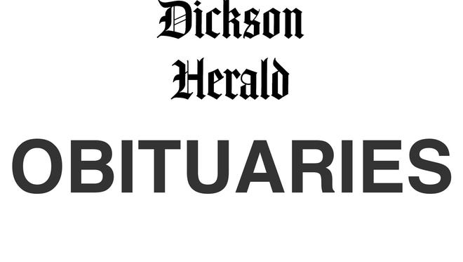 Dickson County Obituaries