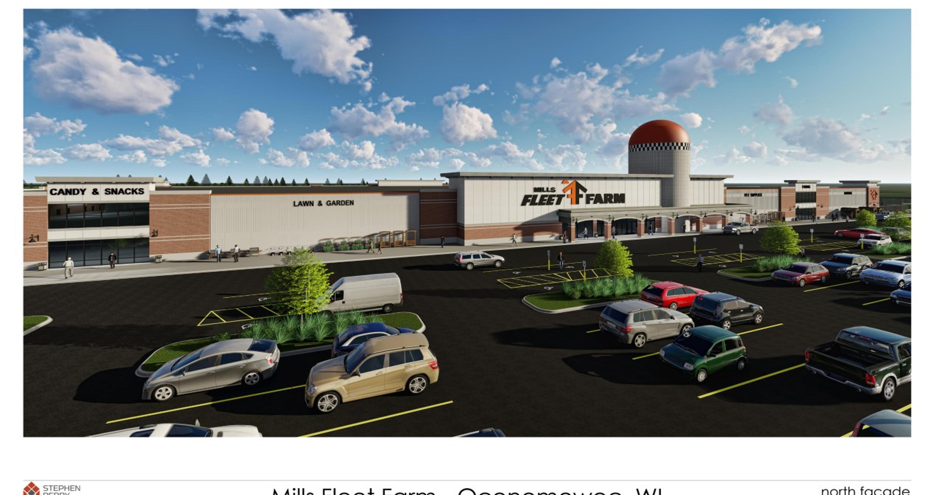 Oconomowoc Fleet Farm Will Open In Mid August