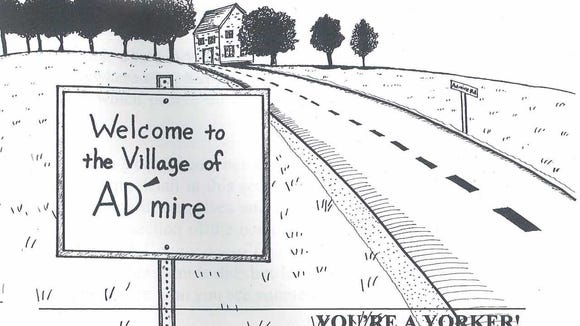 York countians have an unusual way of pronouncing this