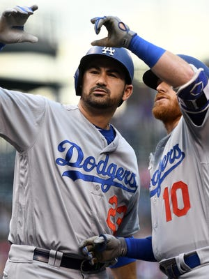 Justin Turner and Adrian Gonzalez have lead the Dodgers offense.