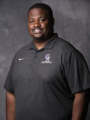 Cane Ridge coach Eddie Woods has no trouble telling