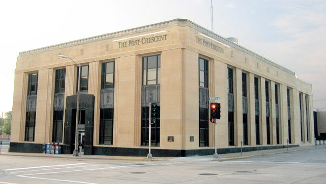 The Post-Crescent building at 306 W. Washington St. in Appleton.