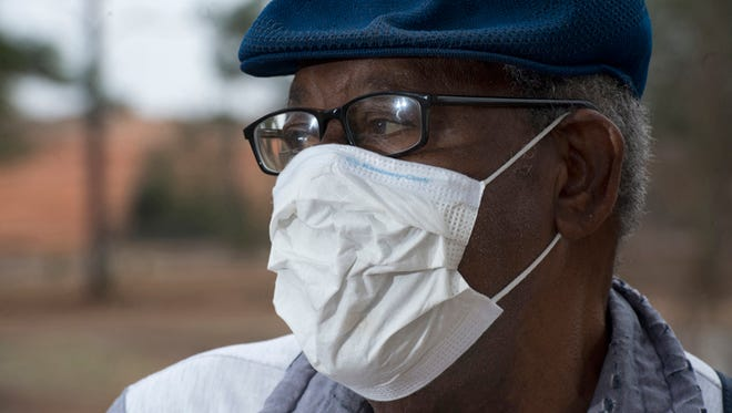 Willie Lawrence is one of the Wedgewood residents suffering from health issues he attributes to the pollutants in the area.