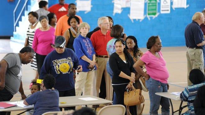 Canton voters