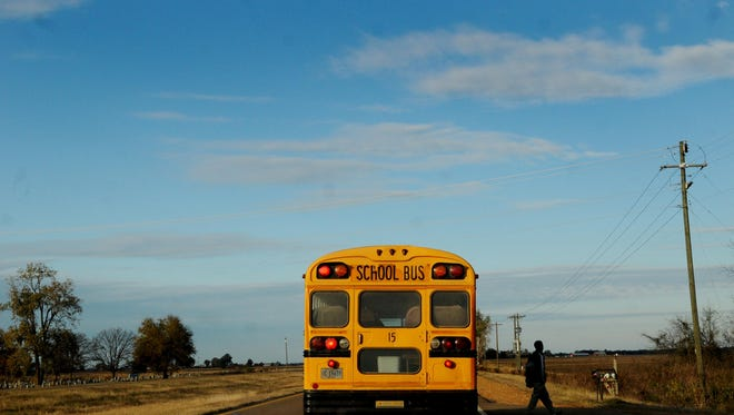 Schools will be closed in Bossier and Caddo parishes on Wednesday.