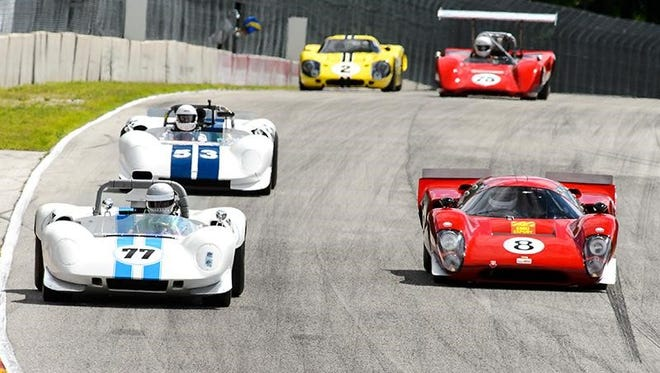 More than 450 cars are expected to participate in theWeatherTech International Challenge this weekend at Road America.