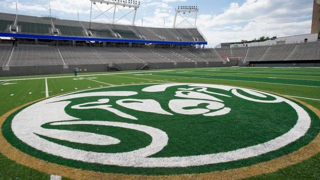 The news CSU football stadium is sure to delight fans.