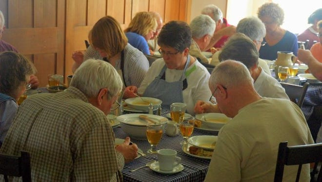 From 11 a.m. to 3 p.m. on Saturdays, Nov. 4 and 11, Wade House historic site in Greenbush will be hosting Hearthside Dinners, a foodways program in which participants will have the opportunity to enjoy a delicious hearth-cooked meal, prepared with their own hands, in the historic Wade House stagecoach hotel.