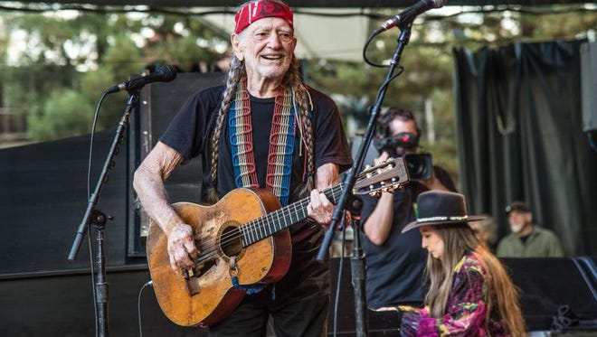 Willie Nelson's Outlaw Music Festival comes to Riverbend this summer.