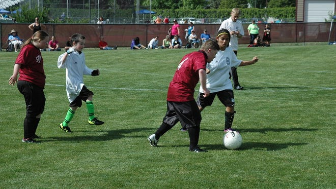 The 2016 Special Olympics of Montana Summer Games were held in Missoula