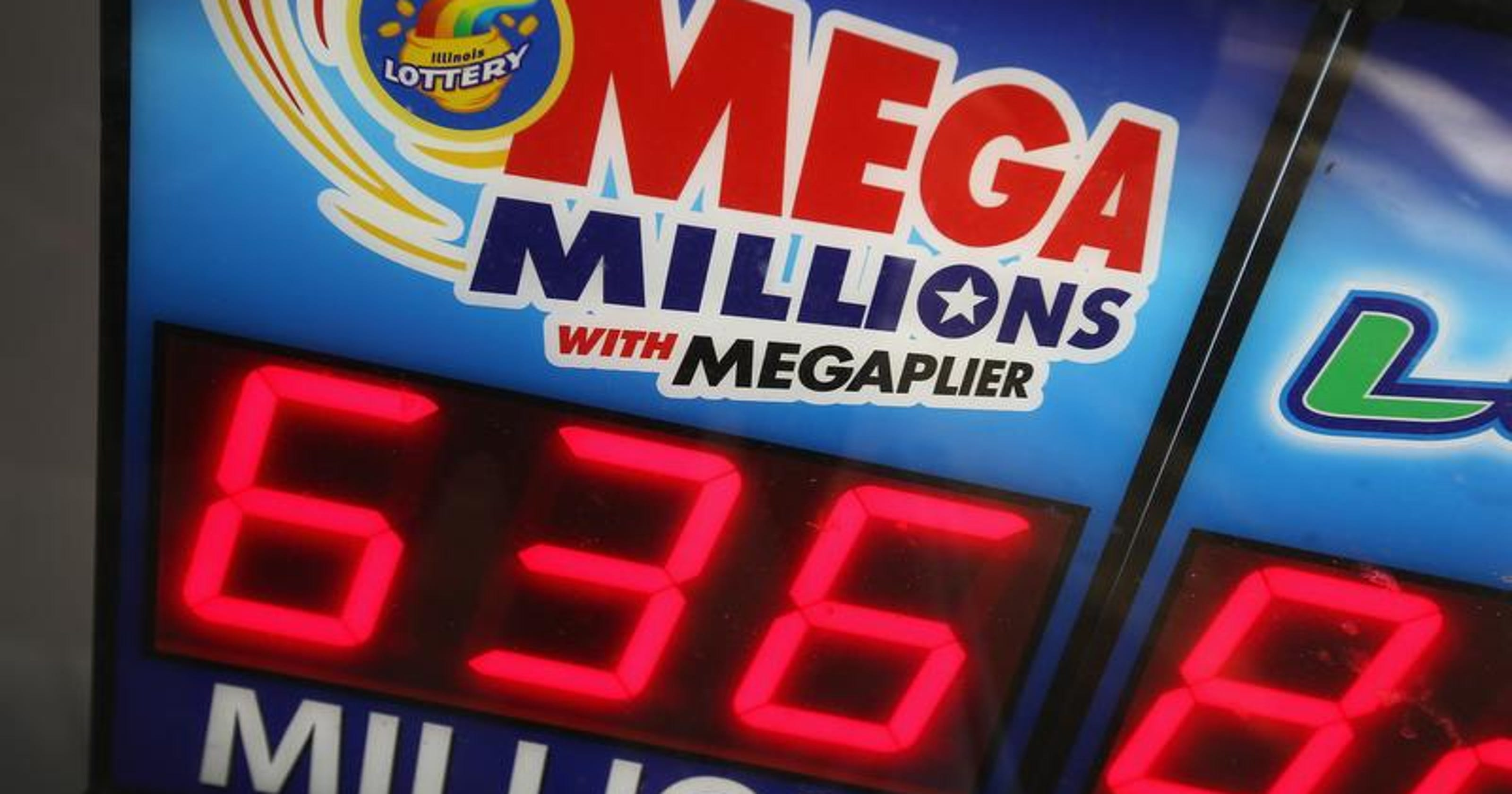 Mega Millions in Iowa: Hy-Vee Gas station sold $1 million ticket