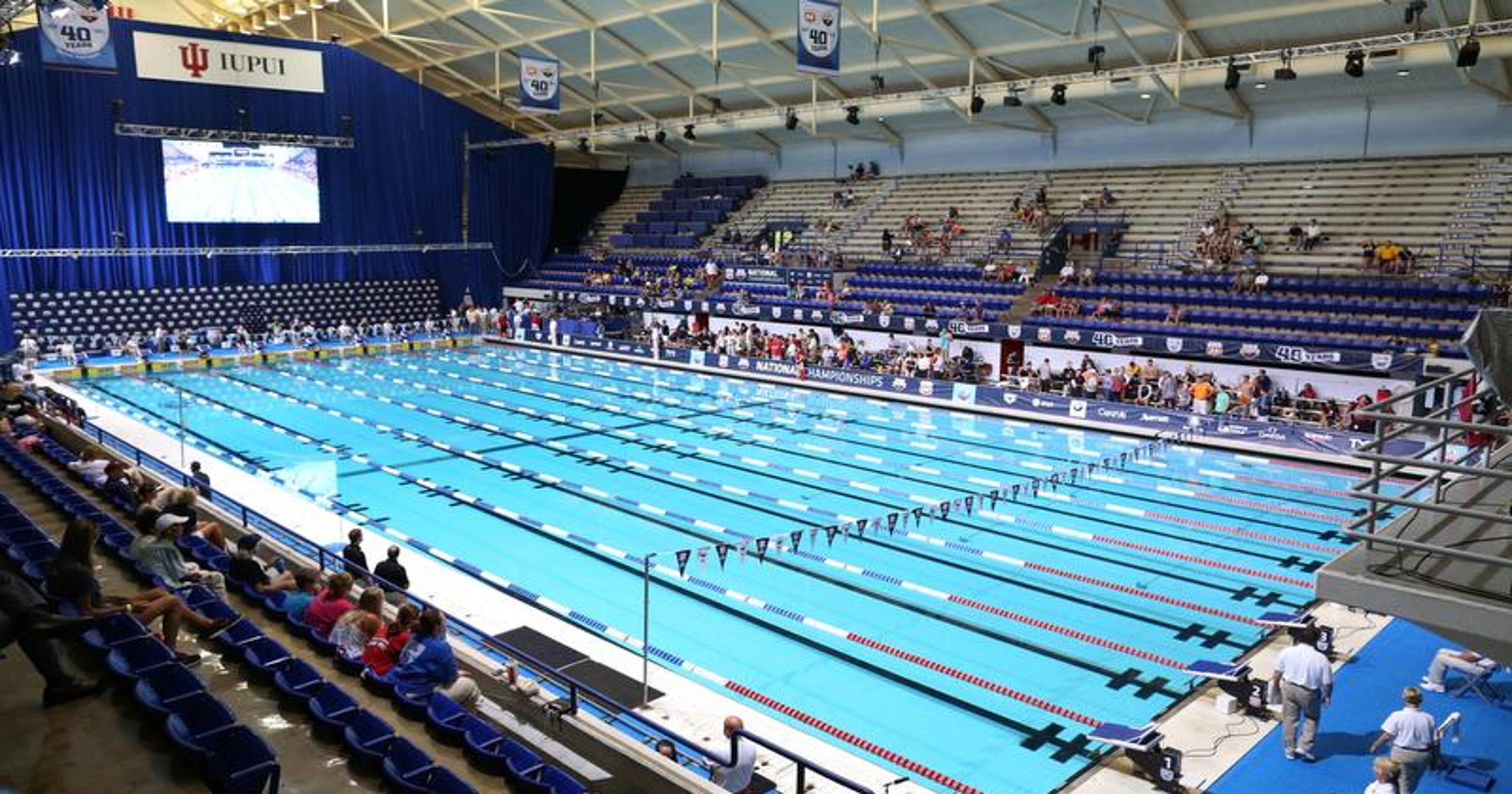 Indiana University looks to hand off natatorium