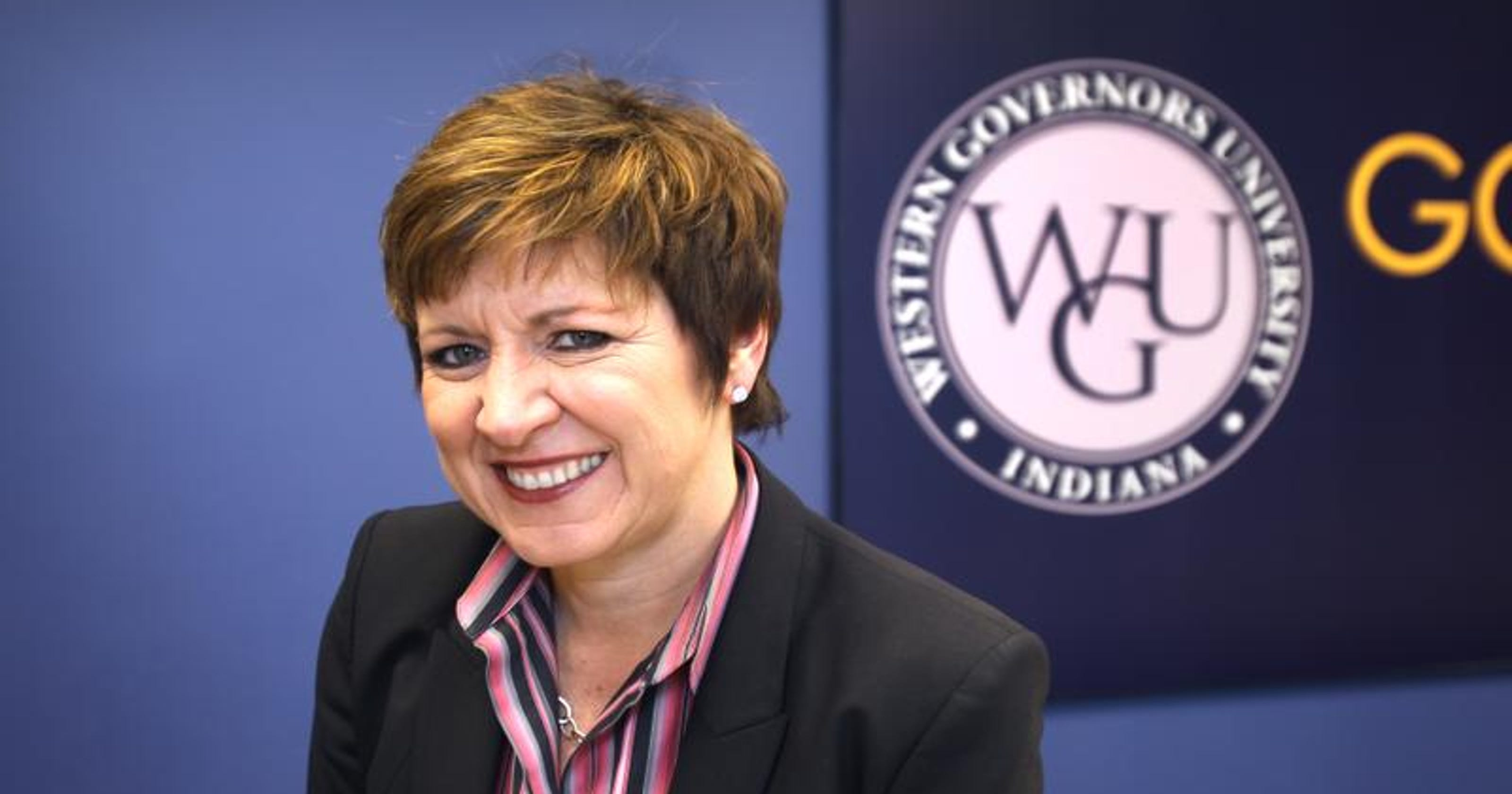 5 questions with WGU Chancellor Allison Barber