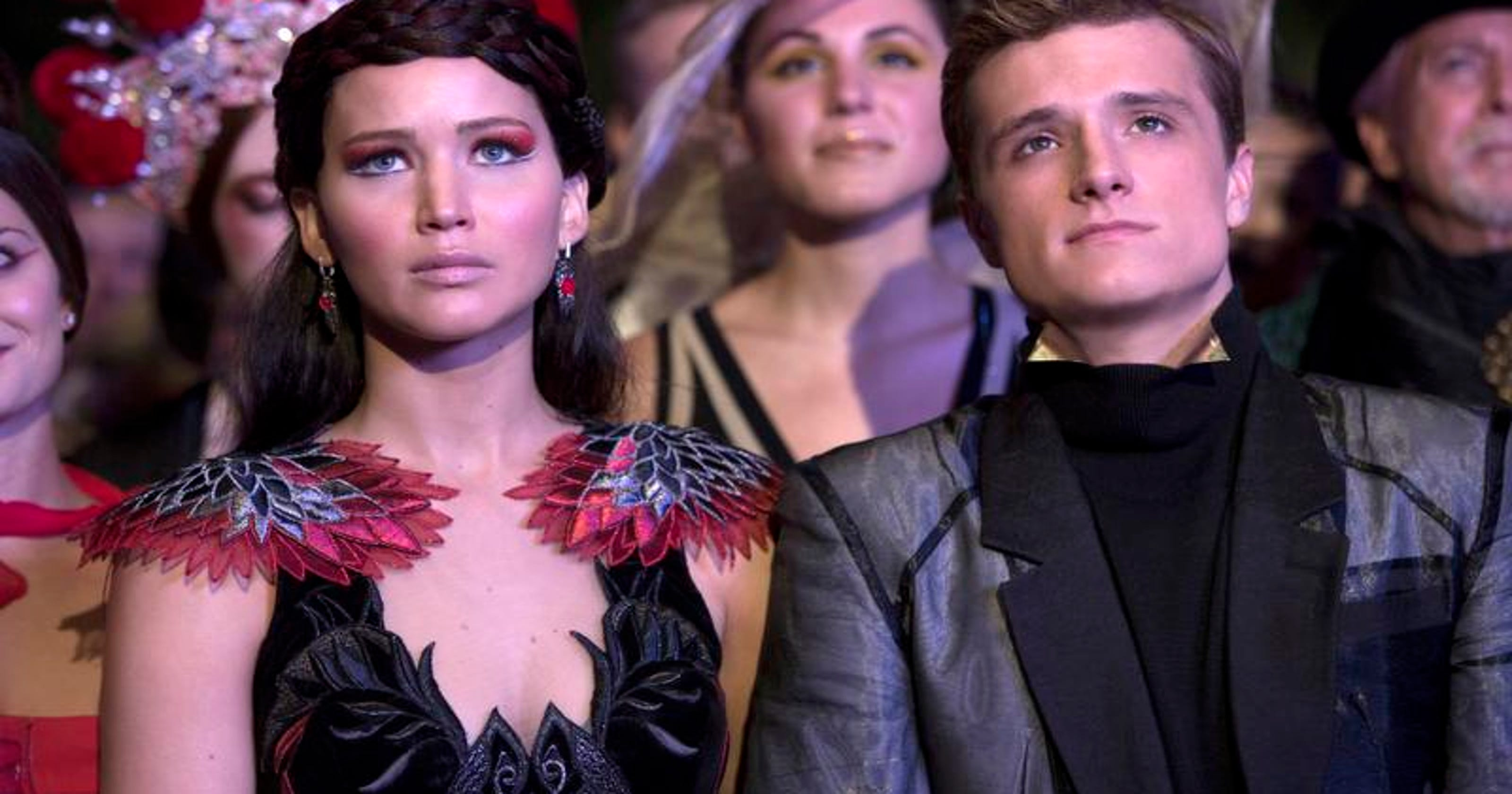 Catching Fire' opens with $161 1M, sets November record