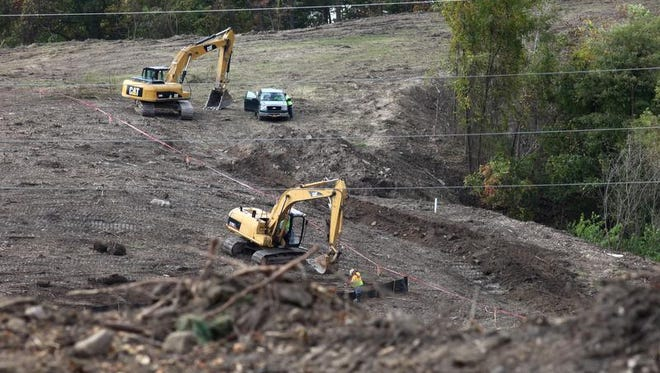 File photo: Development on Empire Boulevard in Penfield.