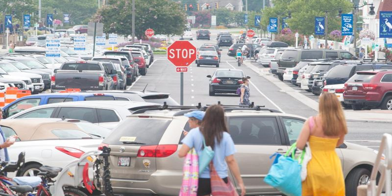 Parking Limits Proposed In Bethany Beach