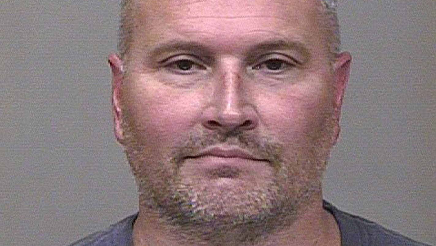 Rex Chapman released from jail faces 14 felony charges
